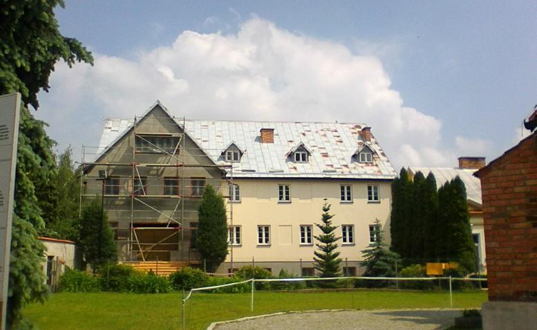 remont Domu Pielgrzyma